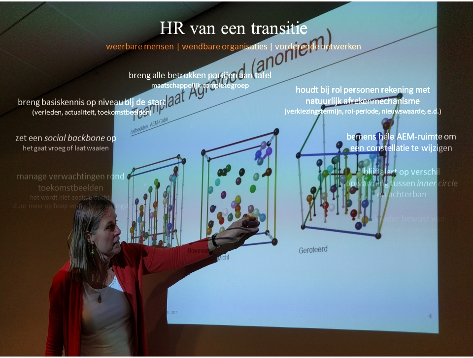 Esther van der Valk – coach & procesontwerp transities in publiek domein, de HR van transities
