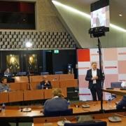 Noud Janssen Agrivaknet erfbetreders seminar